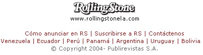 Rolling Stone Andina