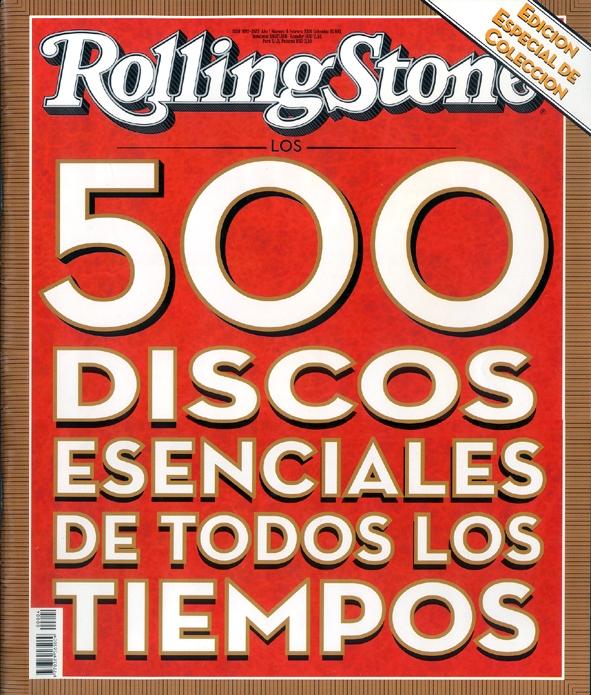 Portada Rolling Stone